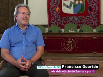 Francisco Guarido, 'El Rey Rojo' de Zamora: retrato del jefe de la aldea gala de IU que resiste a la ocupación
