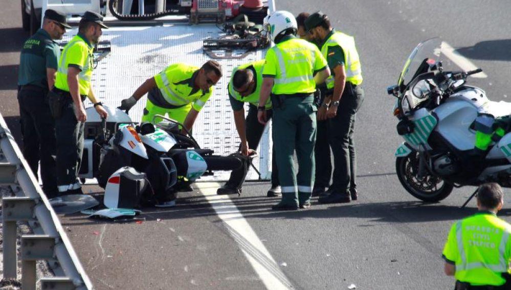 Un guardia civil fallece en Algeciras durante una persecución antidroga