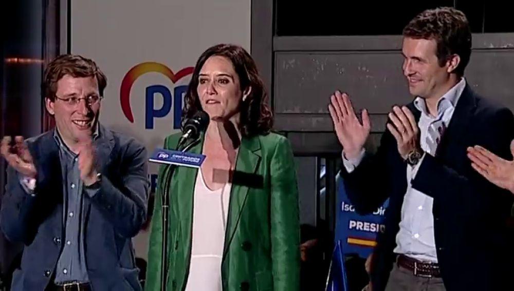 El triunfo del PP pese a su peor resultado en la historia en Madrid