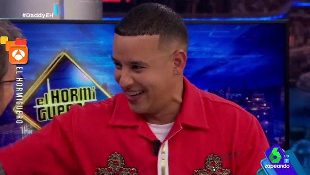 Daddy Yankee en El Hormiguero
