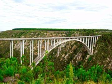El Bloukrans Bridge Bungy