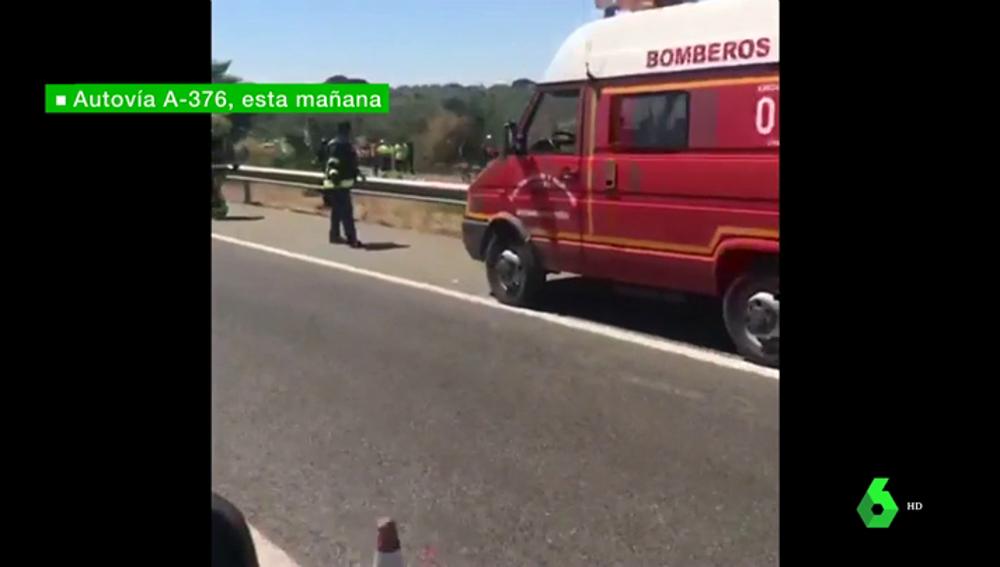 Las primeras investigaciones apuntan a un exceso de velocidad como causa del accidente de José Antonio Reyes