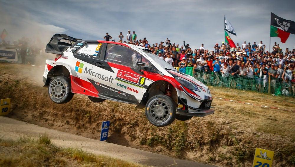 Ott Tänak ganó su tercer rally del año