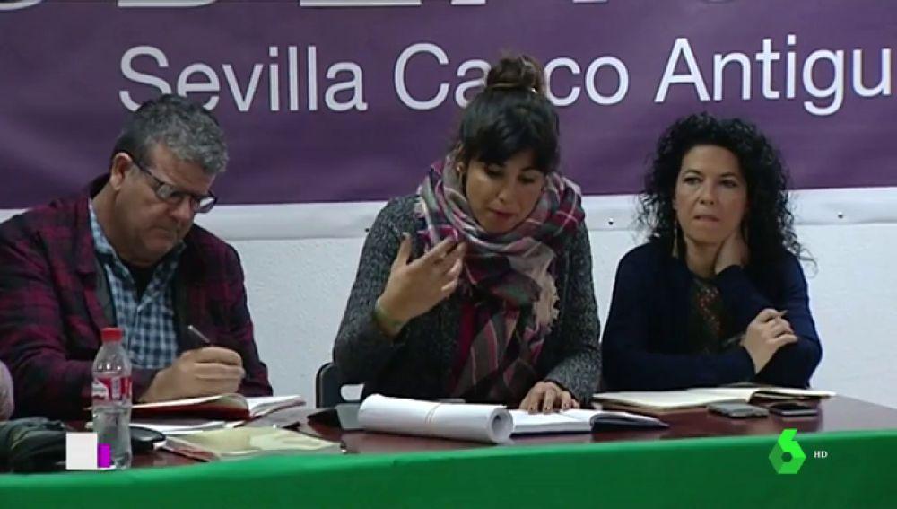 Imagen de Teresa Rodríguez