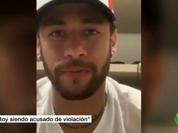 La Policía va a investigar a Neymar por la divulgación de fotos íntimas de la chica que le ha denunciado por presunta violación