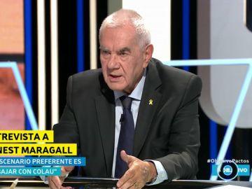 Maragall en El Objetivo