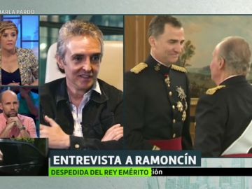 """Ramoncín: """"La monarquía es una anomalía. Ser jefe del Estado por razones de apellido, sangre y semen no entra en mi mentalidad"""""""