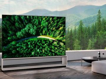 Televisor OLED 8K de LG