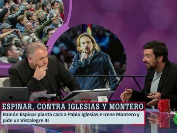 """Ramón Espinar defiende que se abra el """"debate en Podemos"""": """"Cuando tienes pésimos resultados electorales te tienes que plantear que has hecho mal"""""""