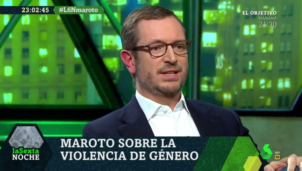 Las palabras de Javier Maroto en laSexta Noche que desencadenaron el argumentario homófobo de Vox