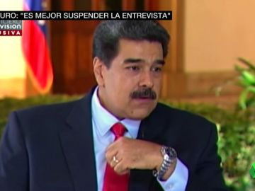 Emiten íntegra la entrevista secuestrada de Jorge Ramos a Maduro