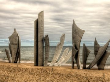 Playa de Omaha - Normandía