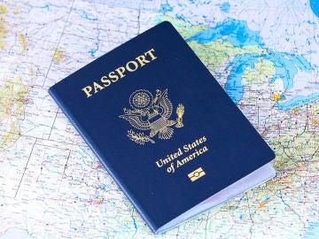 Pasaporte estadounidense