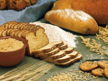 Diversos tipos de panes tradicionales.