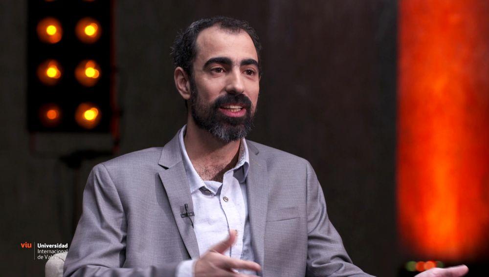 Alfonso Delgado Bonal, investigador español en la NASA