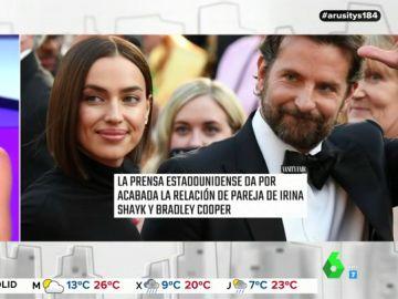 Bradley Cooper e Irina Shayk, ¿a punto del divorcio?