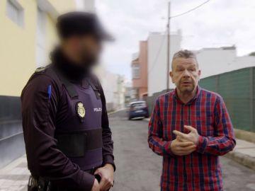 Chicote y la Policía