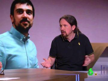 """Iglesias habla de la crisis interna de Podemos: """"Uno de nuestros errores fue convertir los debates en psicodramas mediáticos"""""""