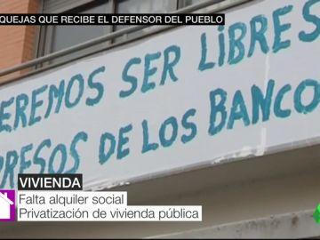 Las quejas más comunes al Defensor del Pueblo: el copago farmacéutico y la prohibición de visitas de los maltratadores a sus hijos