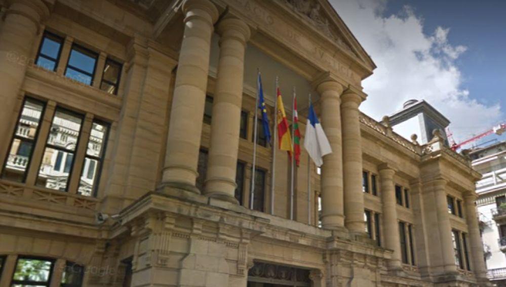 Audiencia Provincial de San Sebastián