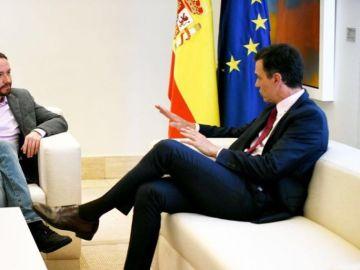 A3 Noticias de la Mañana (11-06-19) Sánchez recibe a Iglesias, Rivera y Casado para recabar los apoyos necesarios para su investidura