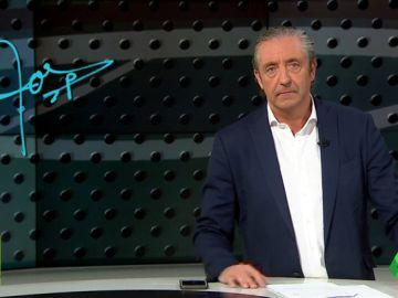 """Josep Pedrerol: """"De Ligt es bueno, muy bueno... pero del Barça y de su afición no se ríe nadie"""""""
