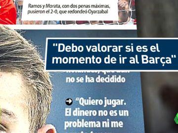 Culebrón entre el Barça y De Ligt