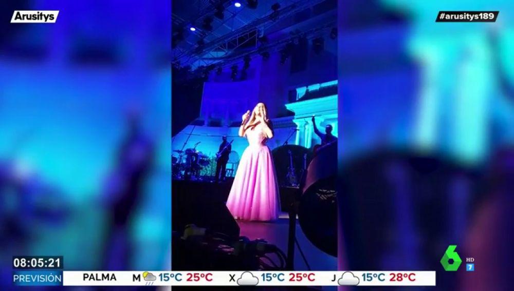 """Mariah Carey triunfa en Barcelona: así ha sido su """"apoteósico"""" concierto"""