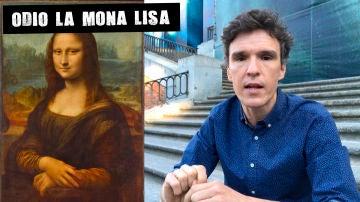Pablo Ortiz de Zárate explica por qué odia la 'Mona Lisa'