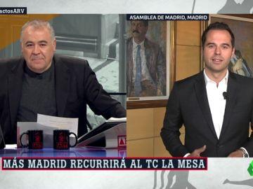"""Aguado (Cs) insiste en que no aceptará a Vox en el Gobierno de la Comunidad de Madrid: """"No es negociable"""""""