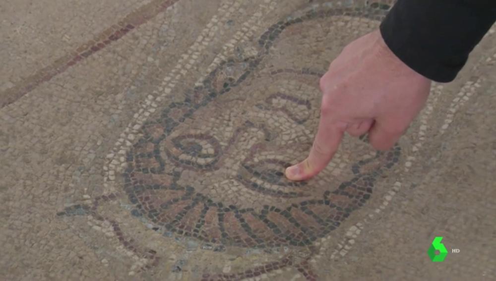 La Villa romana de Noheda, la más ostentosa de Hispania descubierta en Cuenca