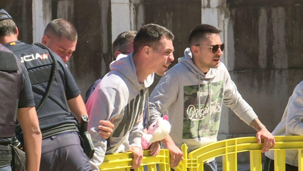 Tensión en Aranjuez