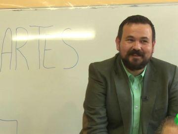 Juan Ramón Amores, el alcalde de La Roda que
