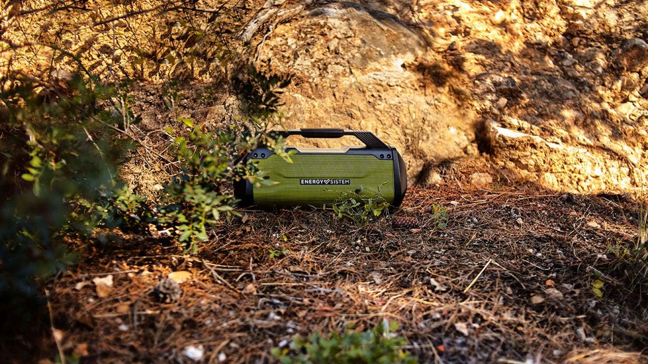 Nuevo Outdoor Box Beast, el altavoz resistente a los golpes de Energy Sistem