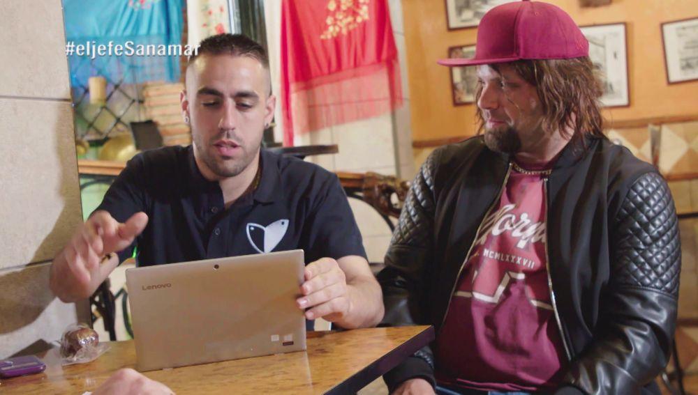 Sergio vuelve a la carga: recibe un regalo por no cobrar a los clientes