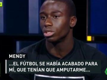 """La historia de superación de Mendy hasta llegar al Real Madrid: """"Me dijeron que tenían que amputarme una pierna"""""""