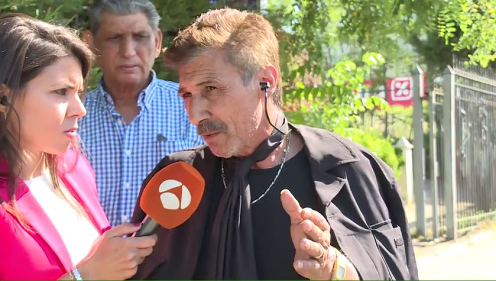 """El patriarca de las dos mujeres asesinadas en Aranjuez: """"'Juanín' disparó a sangre fría, como si fuesen perros"""""""