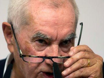 El candidato por ERC a la alcaldía de Barcelona, Ernest Maragall
