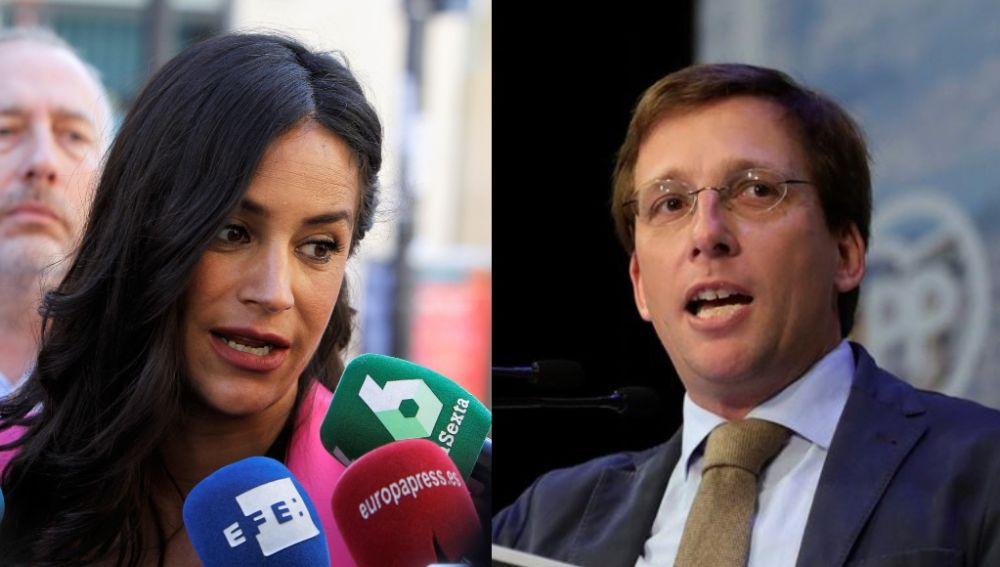 Begoña Villacís y Martínez Almeida