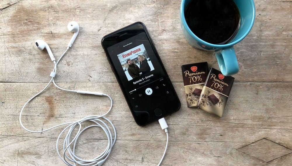 Podcast en Spotify