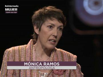 """Mónica Ramos, antropóloga: """"A las mujeres se nos transmite que nuestro cuerpo tiene que ser elegido por un hombre"""""""