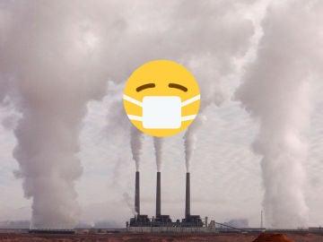 Polución y emojis