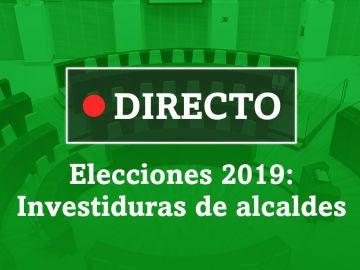 Elecciones 2019: investiduras de alcaldes