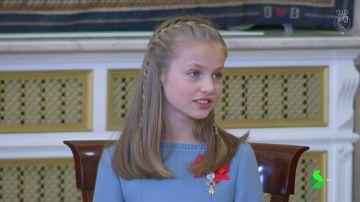 La princesa Leonor acudirá por primera vez a los Premios Princesa de Asturias en octubre