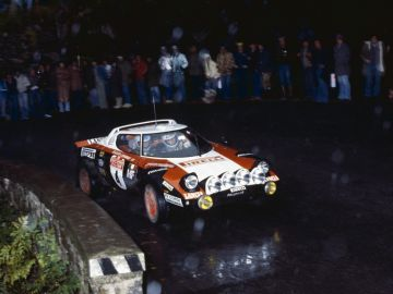 Markku Alen San Remo 1978