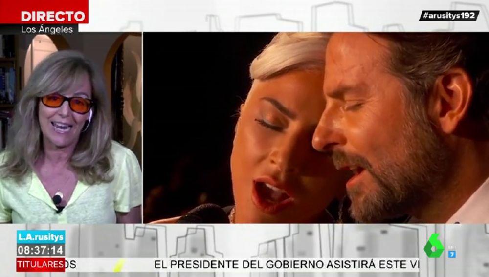 El 'guiño' del exnovio de Lady Gaga a Irina Shayk: María Estévez analiza el posible romance de la cantante y Bradley Cooper