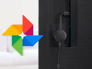 Google Fotos Chromecast