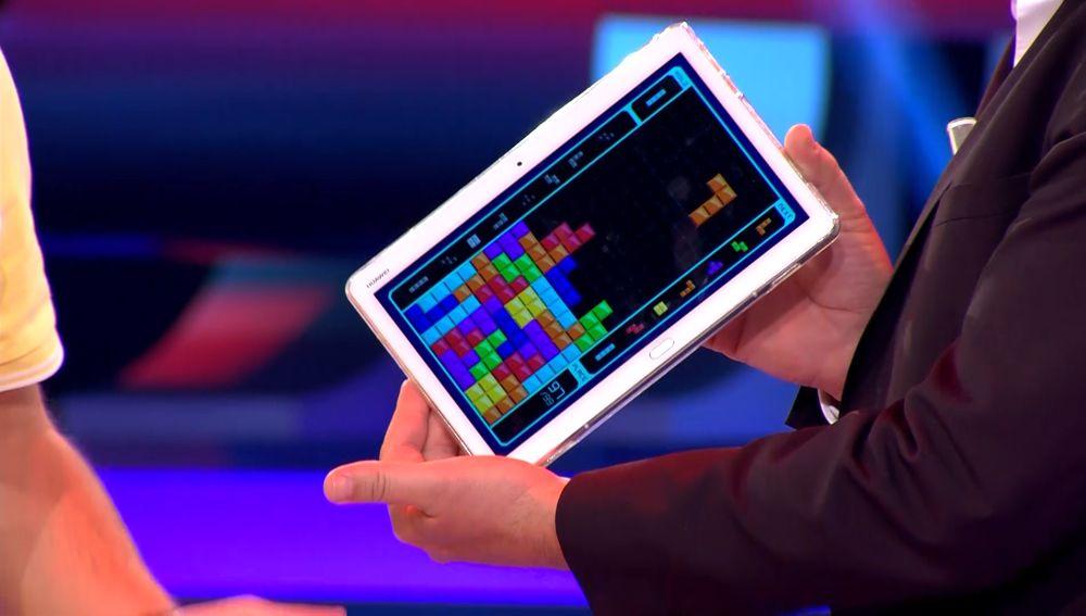 Tetris, listas de la compra o dibujos, de todo menos atender a la pregunta inicial de '¡Ahora caigo!'