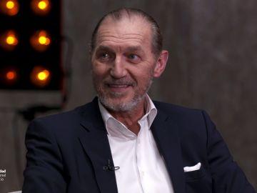 Paco Núñez en su charla con Helena Resano