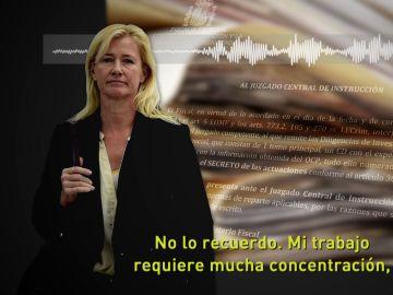 Ana Duato declara ante el juez por supuesto delito fiscal